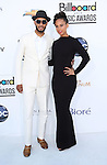 LAS VEGAS, CA - MAY 20: Swizz Beatz, Alicia Keyes arrive at the 2012 Billboard Music Awards at MGM Grand on May 20, 2012 in Las Vegas, Nevada.