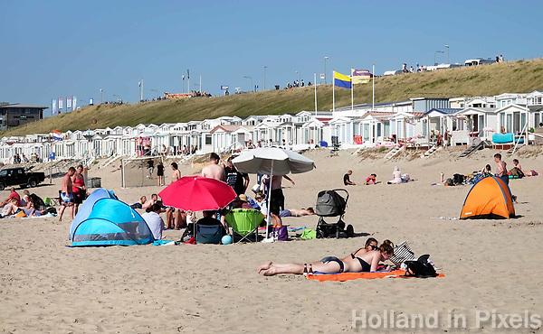 Nederland  Zandvoort - 8 juli 2018.  Zomer in Zandvoort aan Zee.     Foto Berlinda van Dam /  Hollandse Hoogte