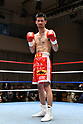Boxing : 8R super flyweight bout