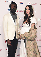 LOS ANGELES - JANUARY 24:  Gary Clark Jr. at the 2020 MusiCares Person of the Year tribute concert honoring Aerosmith on January 24, 2020 in Los Angeles, California. (Photo by Scott Kirkland/PictureGroup)
