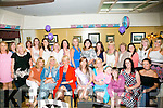 Baby shower for Melissa Bowler, fairway Heights Tralee, celebrating with family and friends at the Brogue on Saturday