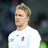 Rugby World Cup Auckland England v Scotland  Pool B 01/10/2011. Lewis Moody (England)   .Photo  Frey Fotosports International/AMN Images