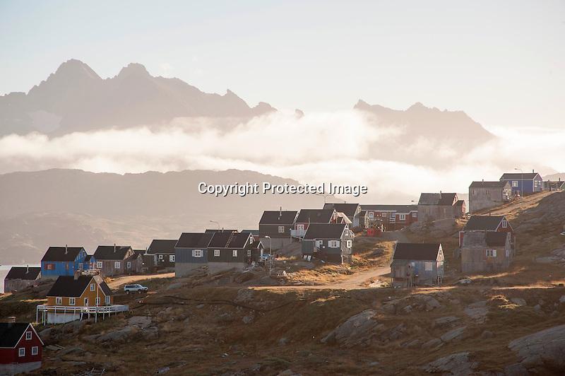 Misty Tasiilaq Greenland