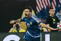 Copa America Semifinal, United States (USA) vs Argentina (ARG), June 21, 2016