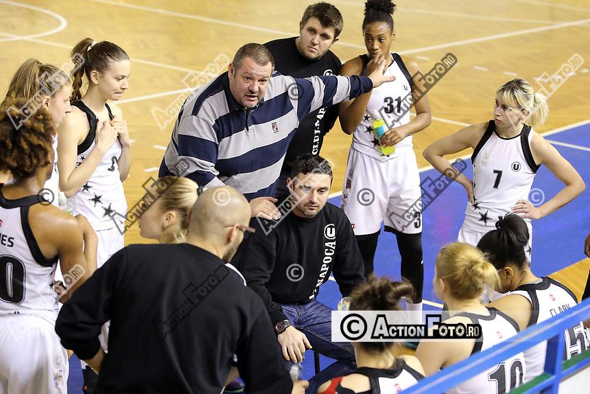 Dragan Petricevic antrenor Universitatea Cluj, Mihai Coldea antrenor secund, Miljan Medvedj director tehnic,