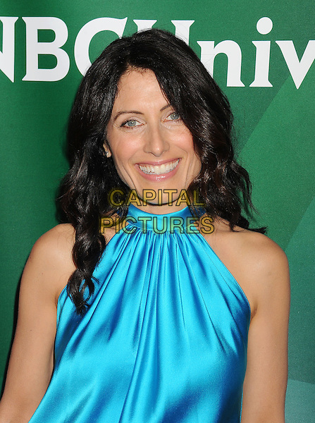 BEVERLY HILLS, CA- JULY 14: Actress Lisa Edelstein attends the 2014 Television Critics Association Summer Press Tour - NBCUniversal - Day 2 held at the Beverly Hilton Hotel on July 14, 2014 in Beverly Hills, California.<br /> CAP/ROT/TM<br /> &copy;Tony Michaels/Roth Stock/Capital Pictures