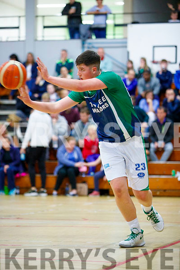 Daire Kennelly Warriors Basketball Tralee