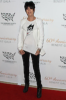BEVERLY HILLS, CA, USA - MARCH 29: Diane Warren at The Humane Society Of The United States 60th Anniversary Benefit Gala held at the Beverly Hilton Hotel on March 29, 2014 in Beverly Hills, California, United States. (Photo by Xavier Collin/Celebrity Monitor)