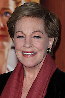 "BURBANK, CA - DECEMBER 09: Julie Andrews arriving at the U.S. Premiere Of Disney's ""Saving Mr. Banks"" held at Walt Disney Studios on December 9, 2013 in Burbank, California. (Photo by Xavier Collin/Celebrity Monitor)"