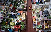 Mercado Vasco de Quiroga. Morelia, Michoacan.