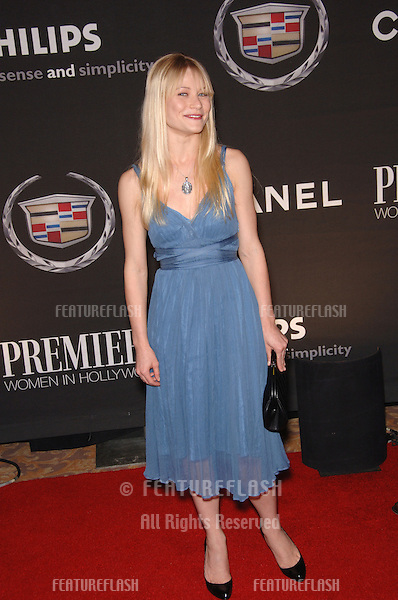 """Lost"" star EMILIE DE RAVIN at the 13th Annual Premiere Magazine Women in Hollywood gala at the Beverly Hills Hotel..September 20, 2006  Los Angeles, CA.© 2006 Paul Smith / Featureflash"