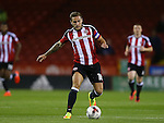 Billy Sharp of Sheffield Utd during the League One match at Bramall Lane Stadium, Sheffield. Picture date: September 27th, 2016. Pic Simon Bellis/Sportimage