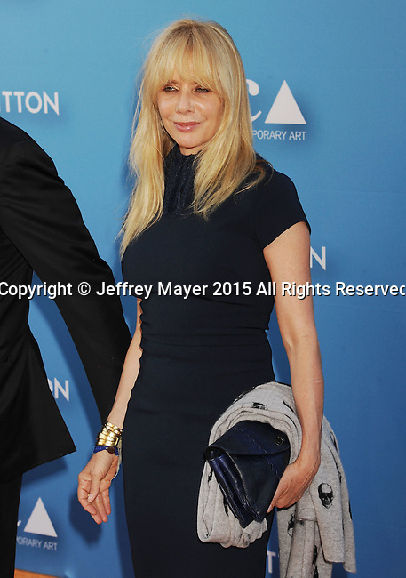 LOS ANGELES, CA - MAY 30:  Actress Patricia Arquette arrives at the 2015 MOCA Gala presented by Louis Vuitton at The Geffen Contemporary at MOCA on May 30, 2015 in Los Angeles, California.
