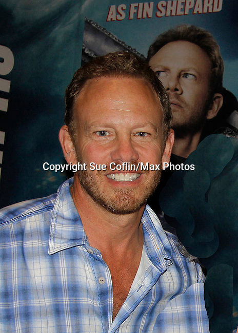 Ian Ziering (GL, Beverly Hills, 90210) appears at 25th Anniversary of Chiller Theatre on October 25, 2015 at Sheraton Hotel, Parsippany, NJ. (Photo by Sue Coflin/Max Photos)