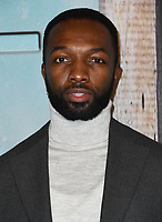 "10 January 2019 - Hollywood, California - Jamie Hector. ""True Detective"" third season premiere held at Directors Guild of America.   <br /> CAP/ADM/BT<br /> ©BT/ADM/Capital Pictures"
