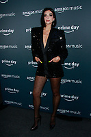 NEW YORK, NY - JULY 10: Dua Lipa at Amazon's Prime Day Concert at Hammerstein Ballroom  on July 10, 2019 in New York City.<br /> CAP/MPI/DC<br /> ©DC/MPI/Capital Pictures