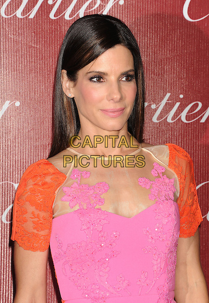 PALM SPRINGS, CA- JANUARY 04: Actor Sandra Bullock arrives at the 25th Annual Palm Springs International Film Festival Awards Gala at Palm Springs Convention Center on January 4, 2014 in Palm Springs, California.<br /> CAP/ROT/TM<br /> &copy;Tony Michaels/Roth Stock/Capital Pictures