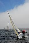 Melges 24 championship in Santa Cruz