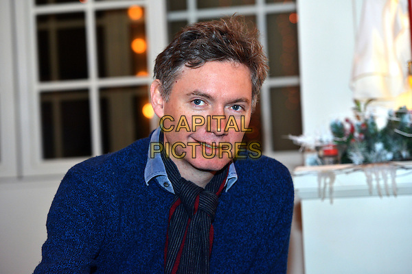 SAINT PETERSBURG, RUSSIA - JANUARY 11: Kevin Macdonald at the premiere of the film ''Black Sea'' in the framework of the project ''Cinema style'' at Leningrad Center on January 11th, 2015 in Saint Petersburg, Russia.<br /> CAP/PER/VB<br /> &copy;VB/PER/CapitalPictures
