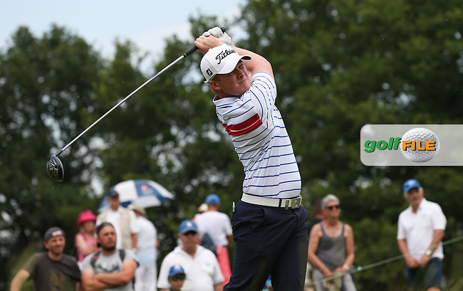 Chris Lloyd (ENG) during Round Three of the 2015 Alstom Open de France, played at Le Golf National, Saint-Quentin-En-Yvelines, Paris, France. /04/07/2015/. Picture: Golffile | David Lloyd<br /> <br /> All photos usage must carry mandatory copyright credit (&copy; Golffile | David Lloyd)