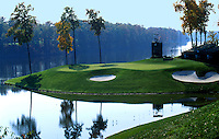 Robert Trent Jones signature par 3 hole #7