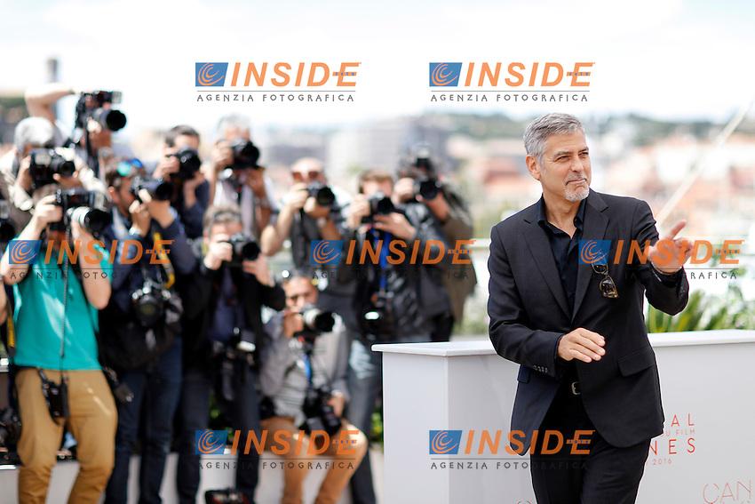 George Clooney <br /> Festival di Cannes 2016 <br /> Foto Panoramic / Insidefoto
