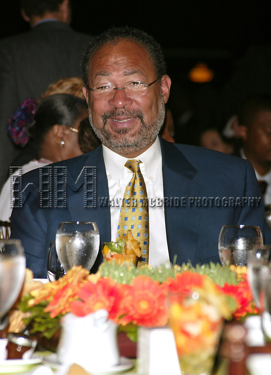 Richard D. Parsons (Chairman and CEO of Time Warner Inc.) attending The Abyssinian Development Corporation's (ADC) Tenth Annual Renaissance Day of Commitment Leadership Breakfast at City College in Harlem, <br /> New York City.<br /> June 15, 2004