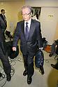 Former deputy governor Takeo Hamauzu denies responsibility in Tsukiji market controversy