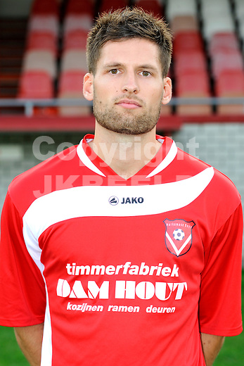 HARKEMA - Harkemase Boys,  Topklasse, seizoen 2011-2012 , 19-07-2011 Marcel Pannekoek.