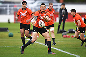 14th September 2017, Alexandra Park, Auckland, New Zealand; New Zealand Rugby Training Session;  Sonny Bill Williams