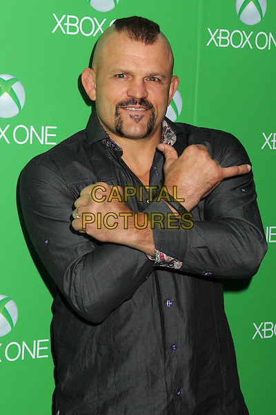 HOLLYWOOD, CA - NOVEMBER 21: Chuck Liddell at the Xbox One official launch celebration at Milk Studios on November 21, 2013 in Hollywood, California, USA.<br /> CAP/ADM/BP<br /> &copy;Byron Purvis/AdMedia/Capital Pictures