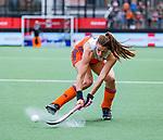Den Bosch  -  Lidewij Welten (Ned)    tijdens  de Pro League hockeywedstrijd dames, Nederland-Belgie (2-0).    COPYRIGHT KOEN SUYK