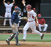 2015 NCAA regionals Hogs vs Oral Roberts
