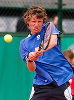 30-05-10, Tennis, France, Paris, Roland Garros, Jannic Lupescu