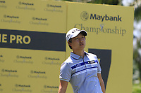 Jeunghun Wang (KOR) in action on the 7th during Round 3 of the Maybank Championship at the Saujana Golf and Country Club in Kuala Lumpur on Saturday 3rd February 2018.<br /> Picture:  Thos Caffrey / www.golffile.ie<br /> <br /> All photo usage must carry mandatory copyright credit (© Golffile | Thos Caffrey)