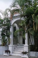 """Cuba/Env La Havane/San Francisco de Paula: La """"Finca Vigia"""" ferme de la vigie maison de l'écrivain Ernest Hemingway"""