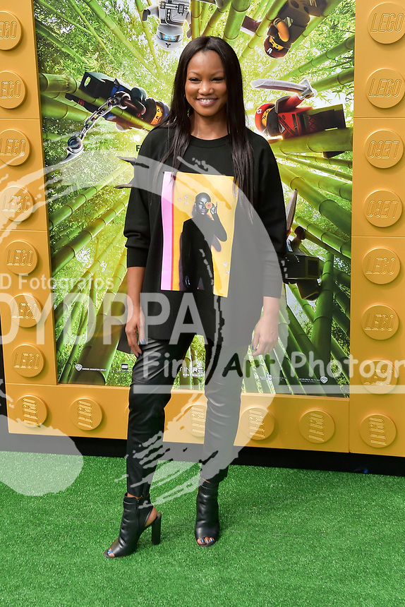 Garcelle Beauvais bei der Premiere des Kinifilme 'The LEGO Ninjago Movie' im Regency Village Theatre. Westwood, 16.09.2017