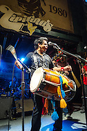 Red Baraat at Tipitina's