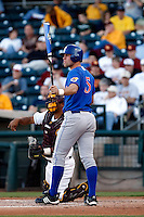 Zac Elgie - 2009 Kansas Jayhawks playing against the Arizona State Sun Devils at Surprise Stadium - 03/15/2009.Photo by:  Bill Mitchell/Four Seam Images..