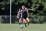 CARY, NC - JULY 20: McCall Zerboni. The North Carolina Courage held a training session on July 20, 2017, at WakeMed Soccer Park Field 3 in Cary, NC.