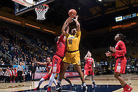 BERKELEY, CA - January 22, 2017: Cal beats Arizona, 71-60, at Haas Pavilion.