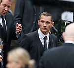 25.09.2018 Funeral service for Fernando Ricksen: Peter lovenkrands