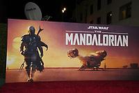 "NOV 13 Disney+'s ""The Mandalorian"" - premiere arrivals"
