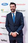 "José Luis Abajo Gómez ""Pirri"" attends the As Awards<br /> December  3, 2019. <br /> (ALTERPHOTOS/David Jar)"
