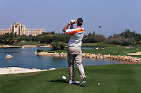Vereinigte arabische Emirate (VAE, UAE), Dubai, Golf im Jebel Ali Golf Resort + Spa