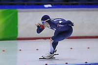 SCHAATSEN: HEERENVEEN: 01-02-2014, IJsstadion Thialf, Olympische testwedstrijd, ©foto Martin de Jong