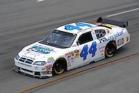 May 1, 2009; Richmond, VA, USA; NASCAR Sprint Cup Series driver A.J. Allmendinger during practice for the Russ Friedman 400 at the Richmond International Raceway. Mandatory Credit: Mark J. Rebilas-