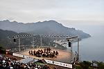Belvedere di Villa Rufolo<br /> Le Cercle de l'Harmonie<br /> Direttore Jérémie Rhorer<br /> Musiche di Mozart