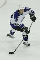 08 February 2006: Los Angeles Kings' Nathan Dempsey plays against the Columbus Blue Jackets at Nationwide Arena in Columbus, Ohio.<br />