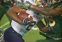 P- USF vs Navy - Game Action at Raymond James Stadium, Tampa FL 10 16
